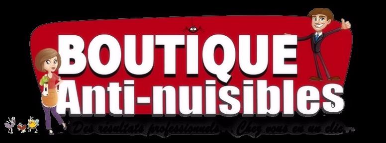 Logo Boutique anti nuisibles
