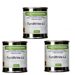 FUMIGÈNE FUMITHRINE LOT DE 3